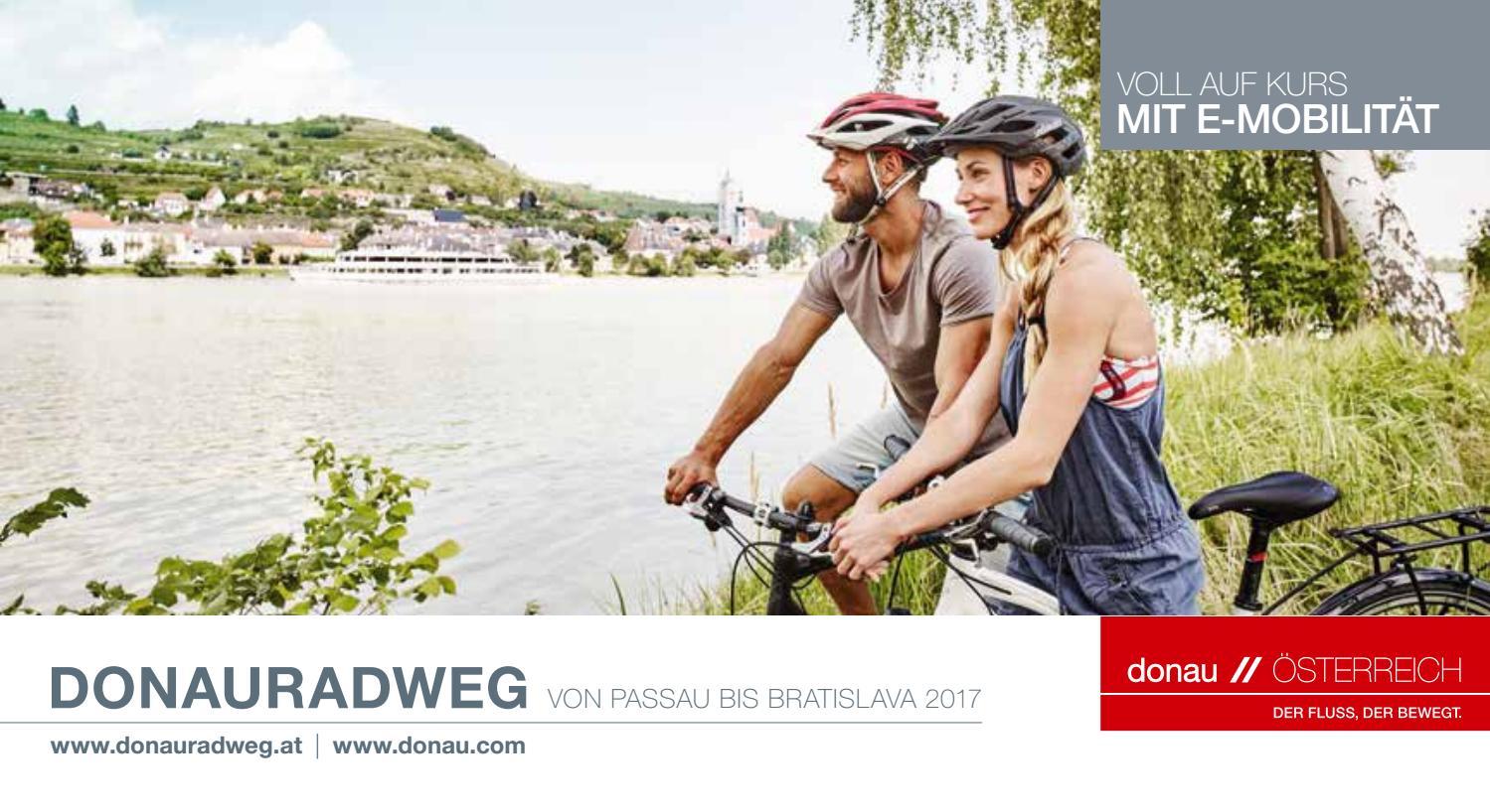 Donauradwegfolder 2017 by silvia ebner issuu