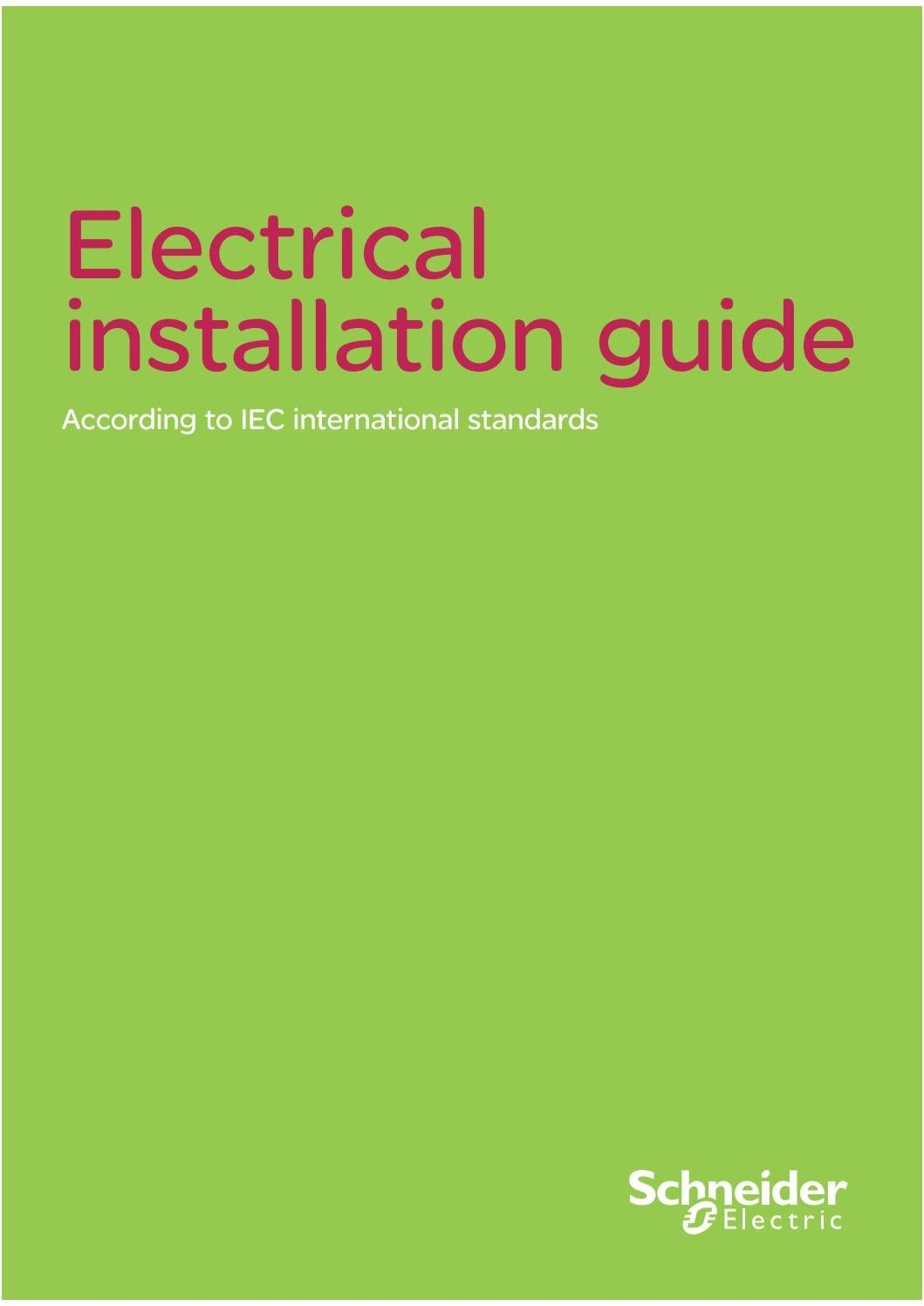 Electrical Installation Guide 2015 P1 By Modiconlv Issuu Single Coil Pickup Wiring Diagram As Well Arc Fault Circuit Breaker