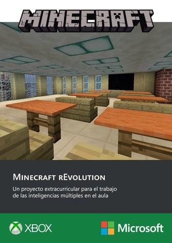 Minecraft rEvolution by labpossible - issuu