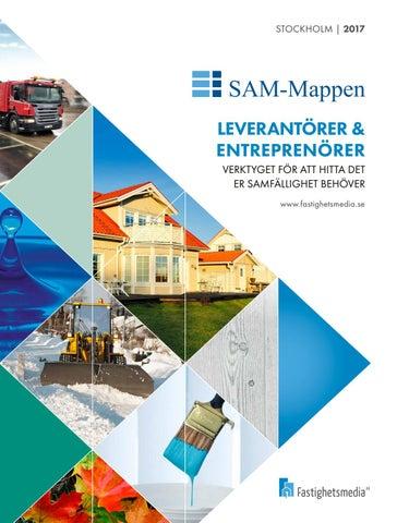 Verktyget för att hitta leverantörer och entreprenörer till er samfällighet och era medlemmar.