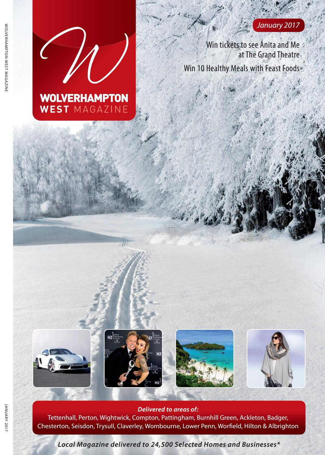a1d290931 Woverhampton West Magazine - January 2017 by Jonathon - issuu
