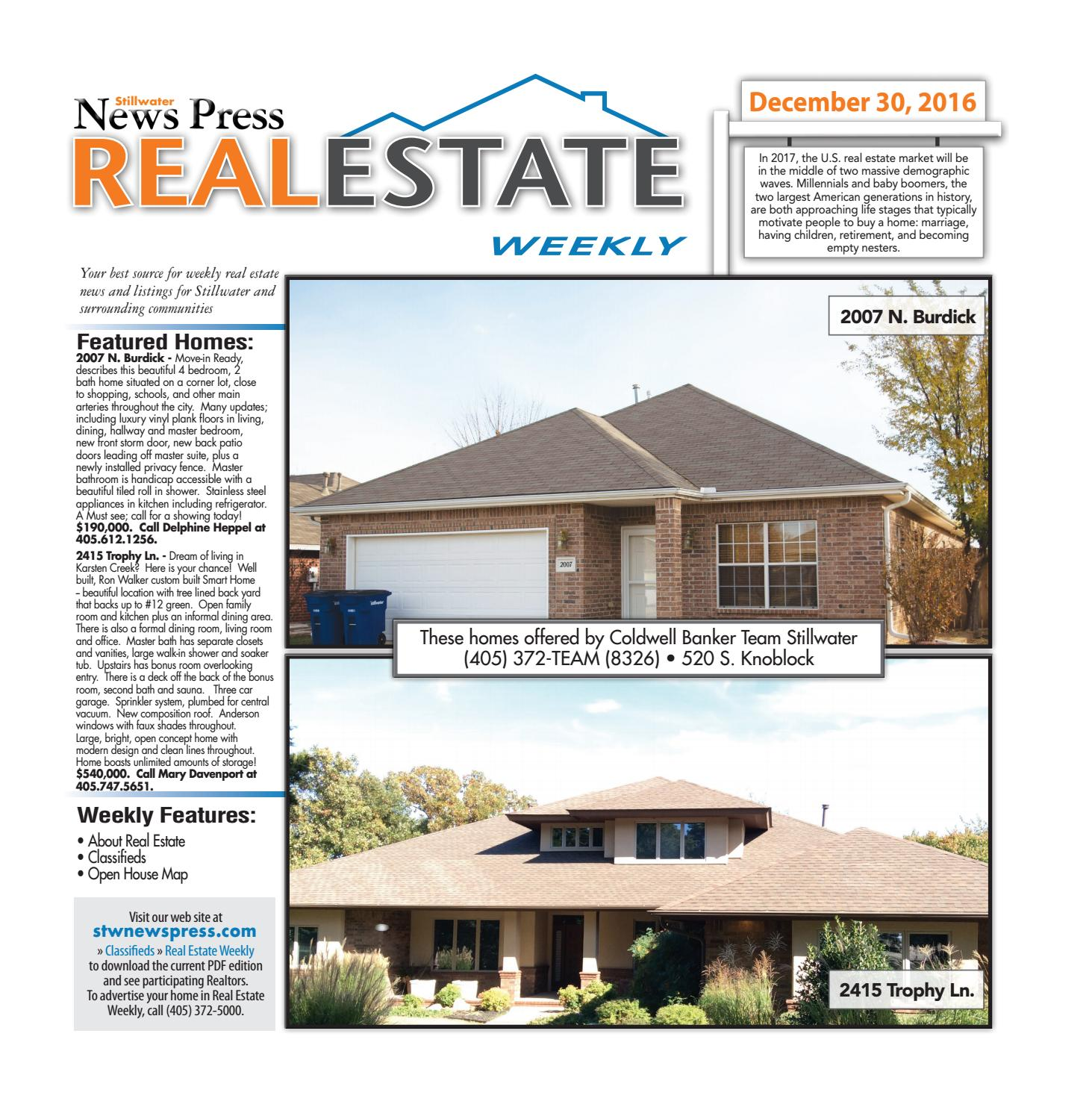 Rew 12 30 16 by Stillwater News Press issuu