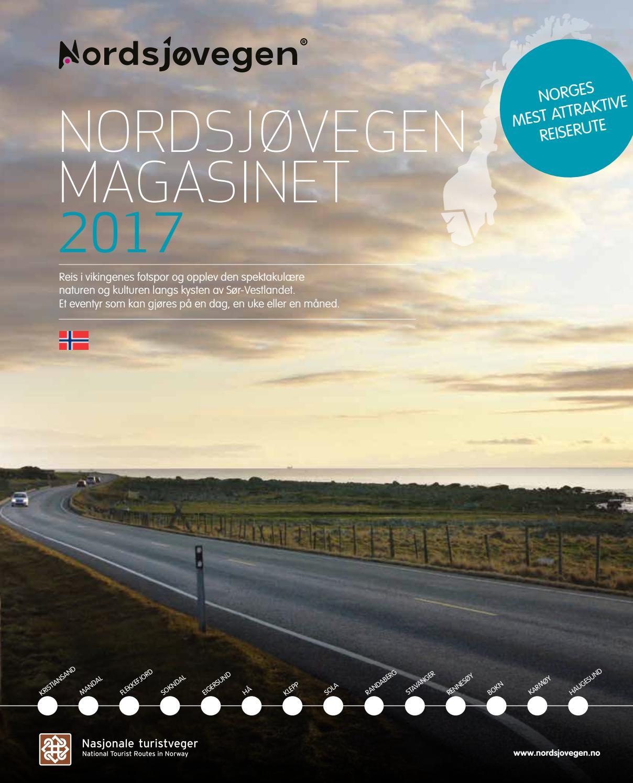 Nordsjovegen Magasinet 2017 By Designstrek Issuu