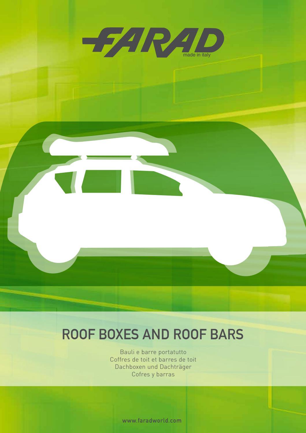 Farad roof Rack SIME2 120