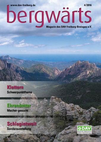 Bergwärts Ausgabe 4 2016 By Bergwaerts   Issuu