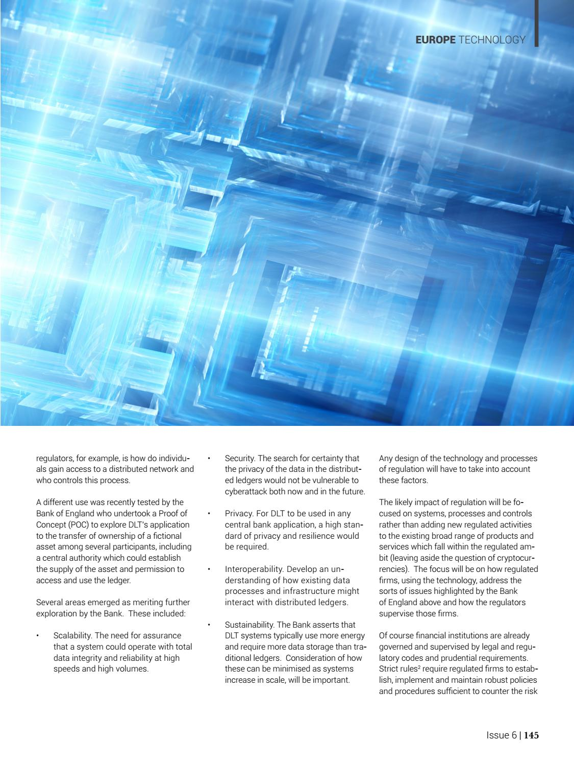 Global Banking and Finance Review Magazine - Business
