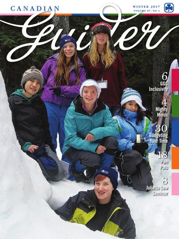 canadian guiderwinter 2017 by canadian guider girl guides of canada rh issuu com Saudi Arabia Girls' Council Girl Guides of Canada Uniforms