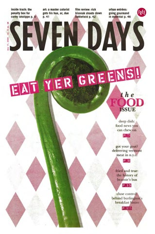 Seven Days, May 17, 2000 by Seven Days - issuu