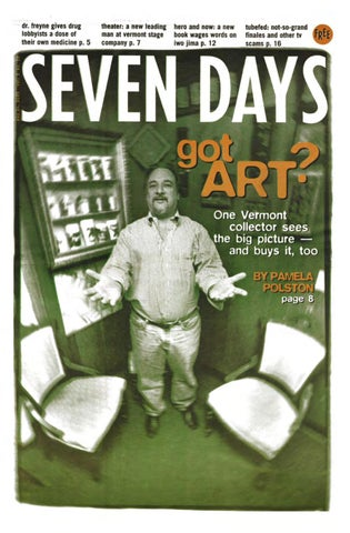 Seven Days May 24 2000 By Seven Days Issuu