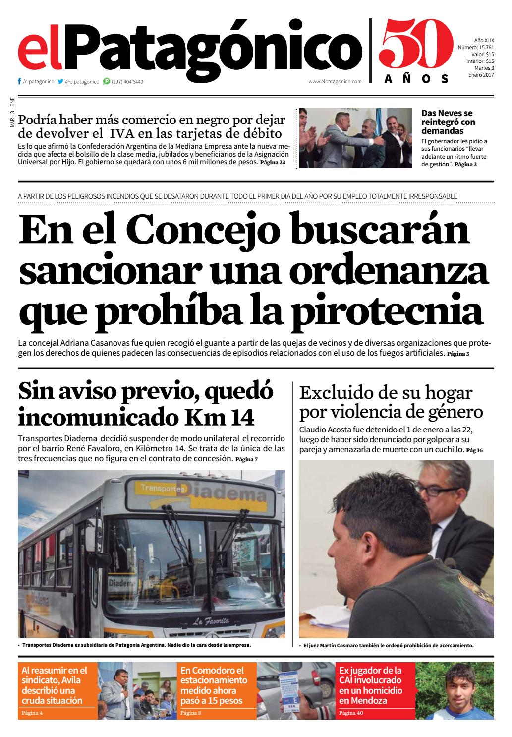 edicion225802012017.pdf by El Patagonico - issuu 4ae68a7cd1527