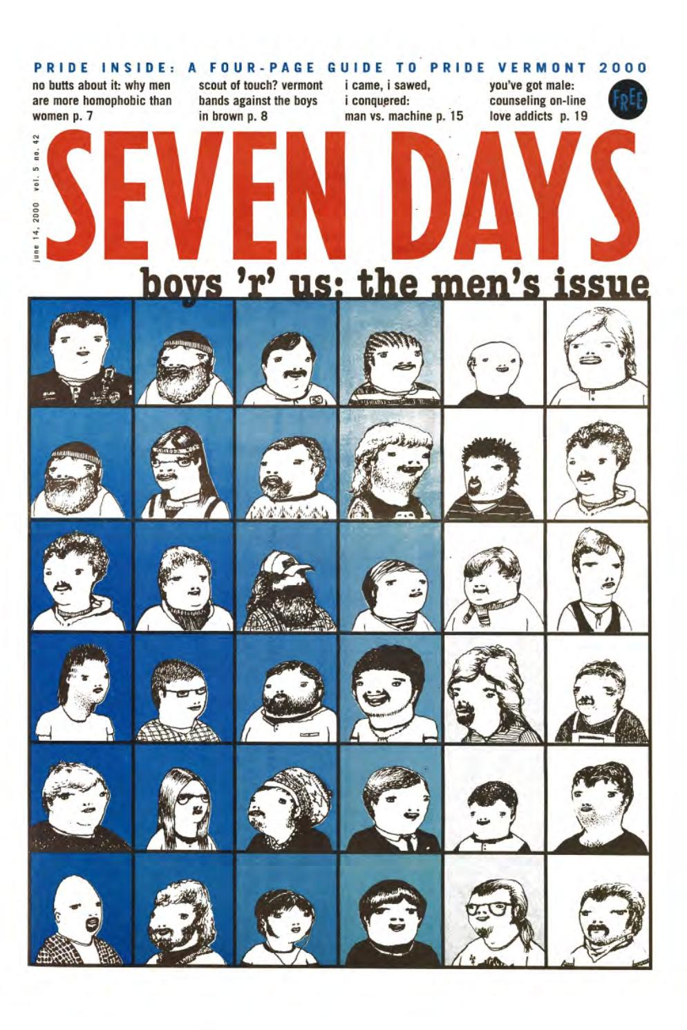 Seven Days June 14 2000 By Seven Days Issuu