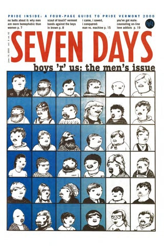 Seven Days, June 14, 2000 by Seven Days - issuu