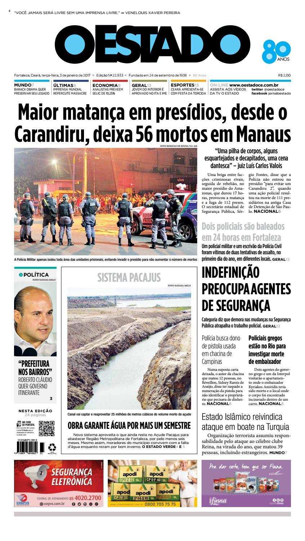 f73ea1ca5fbf5 03 01 2017 -Edição 22932 by Jornal O Estado (Ceará) - issuu