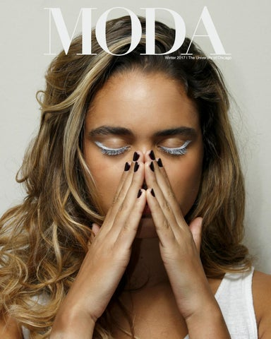brand new 6b050 a127d MODA Magazine Winter 2017 by MODA - issuu