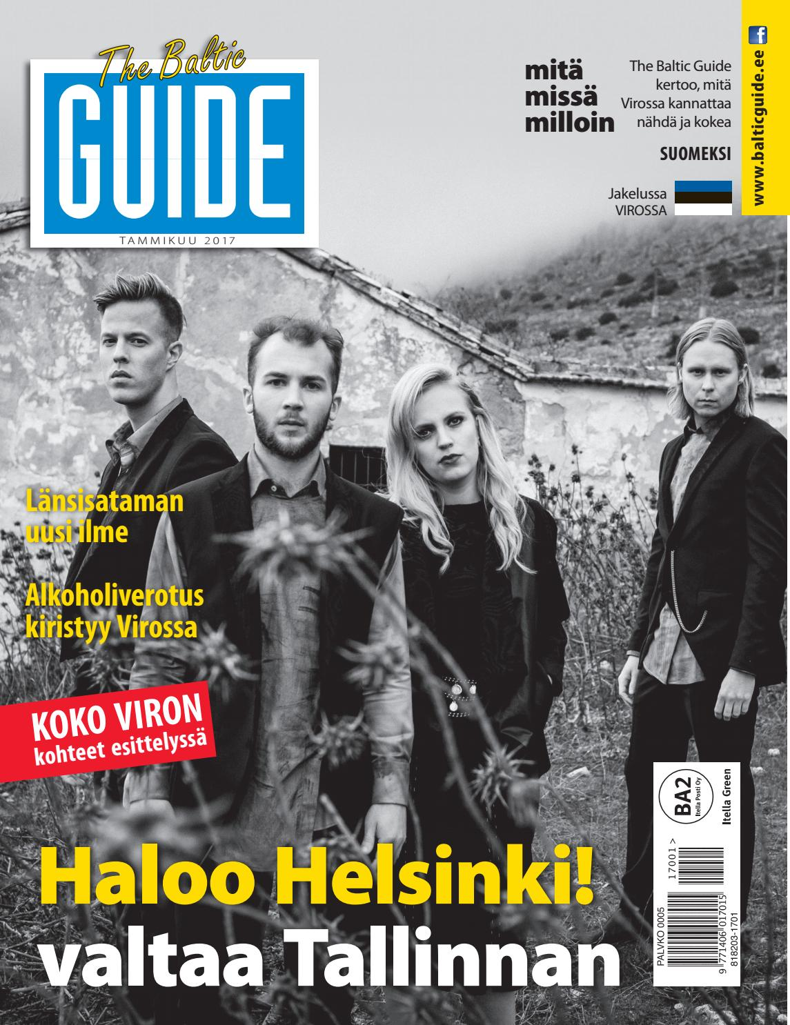 The Baltic Guide FIN Tammikuu 2017 by The Baltic Guide - issuu eb493cb998