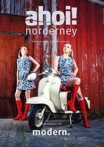 ahoi! norderney Magazin # 25