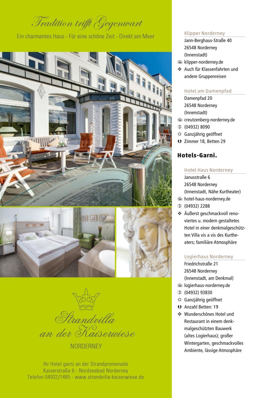 Ahoi Norderney Magazin 25 By Ferien Ahoi Issuu