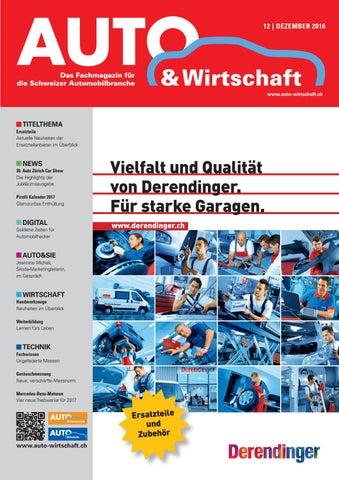 Aw122016 By Aw Verlag Ag Issuu