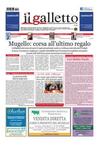 Del 2016 By 24 1285 Issuu Galletto Giornale Dicembre Il p5BwqAPn