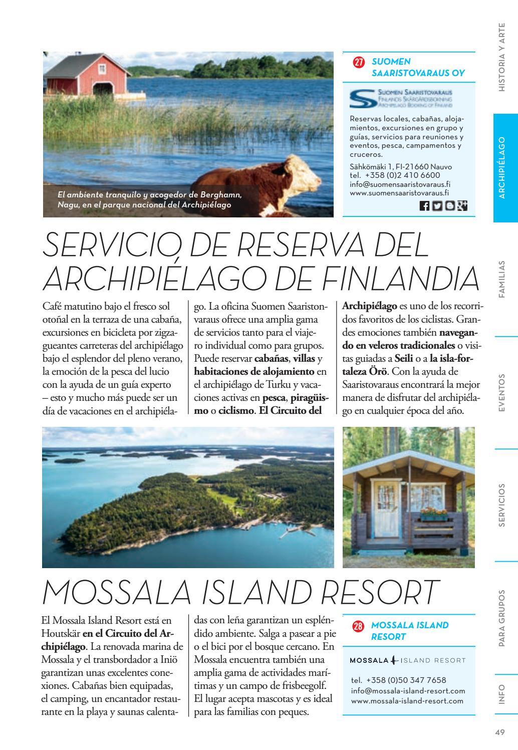 Diversión A La Orilla Del Mar 2017 By Visit Turku Issuu