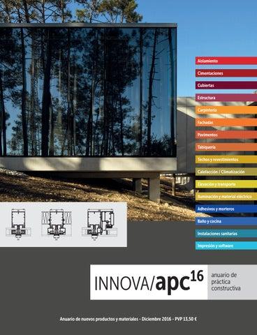 INNOVA apc16 by conarquitectura ediciones - issuu 11231eef23524