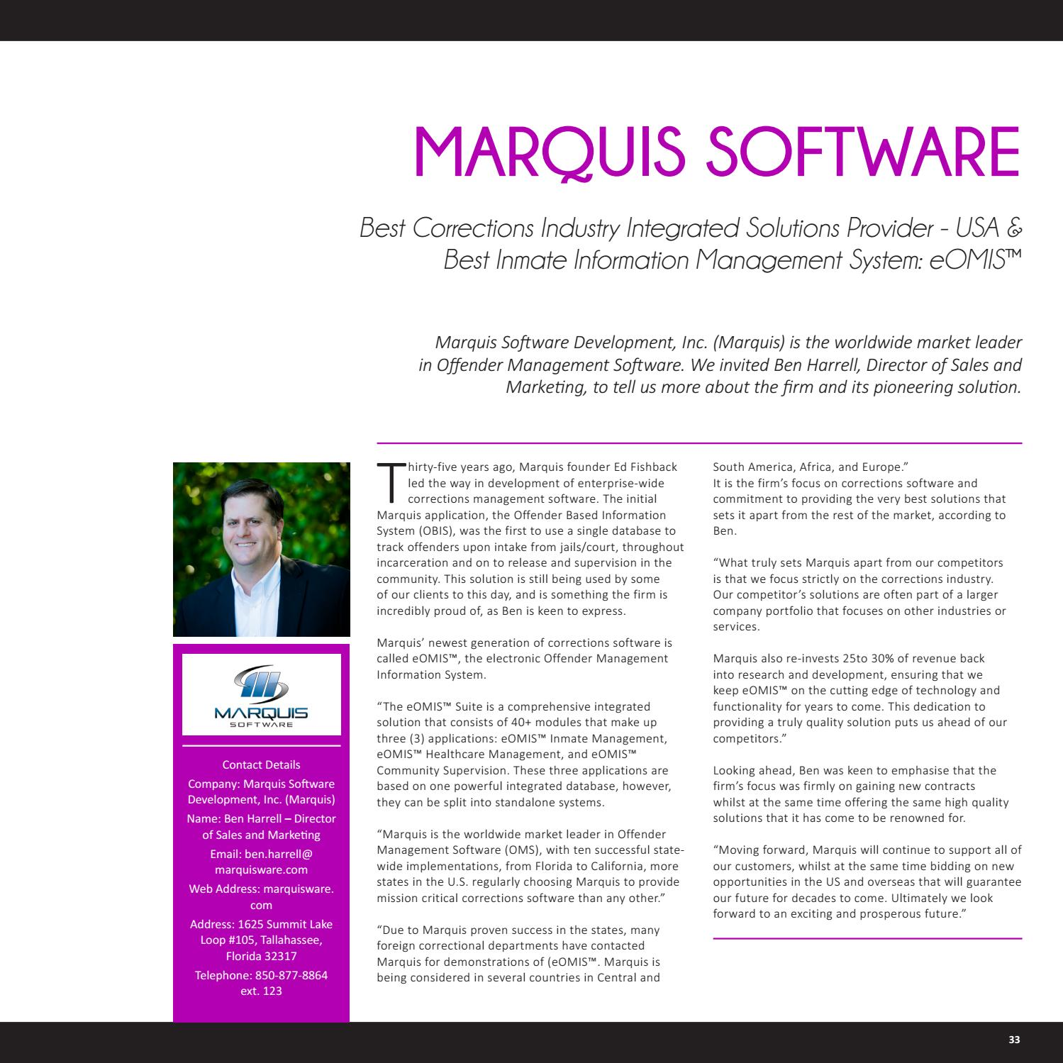 The Best Marquis Software Solutions Wallpapers