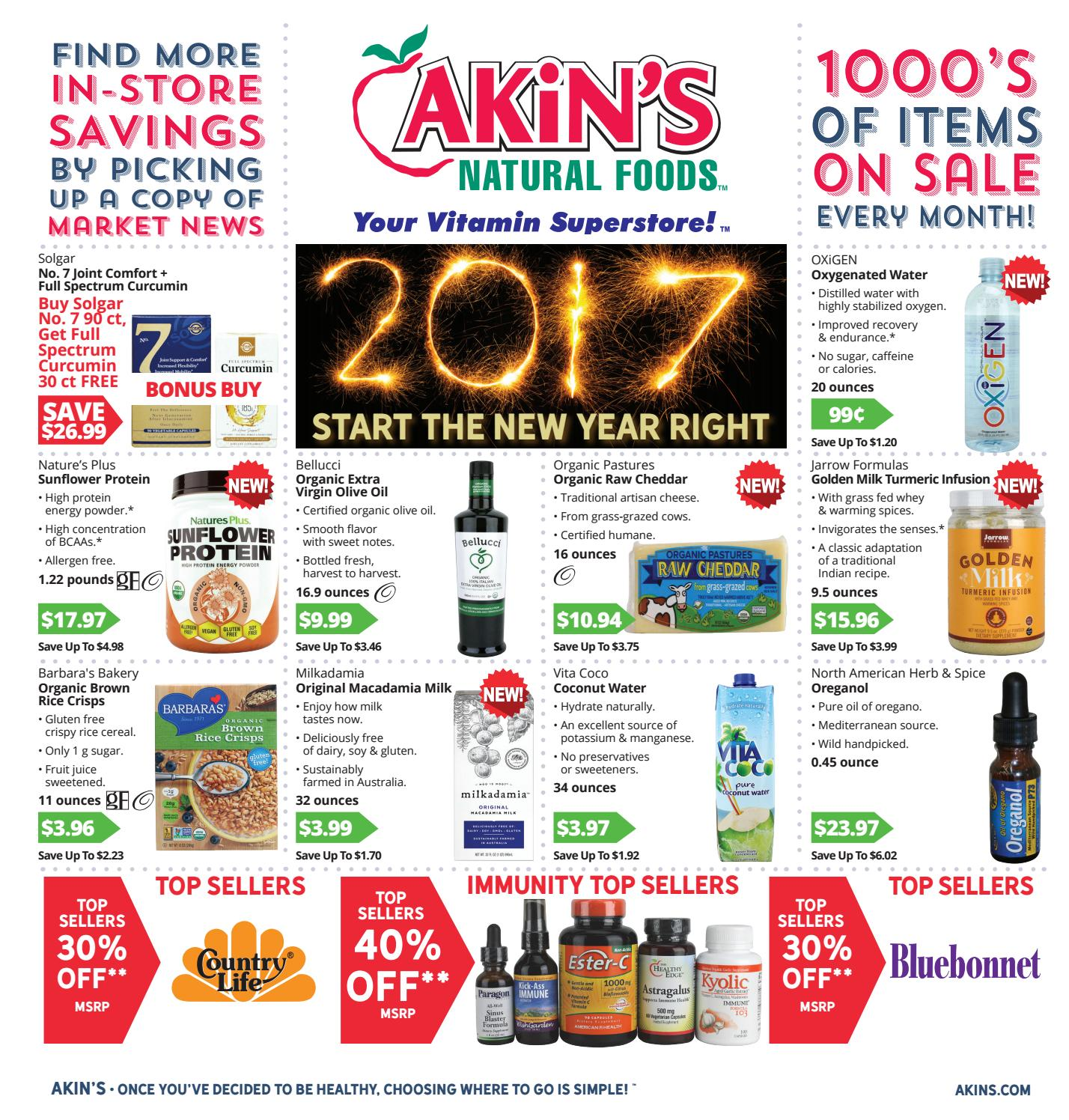 AKiN'S January 2017 Sales Flyer by HFAI - issuu