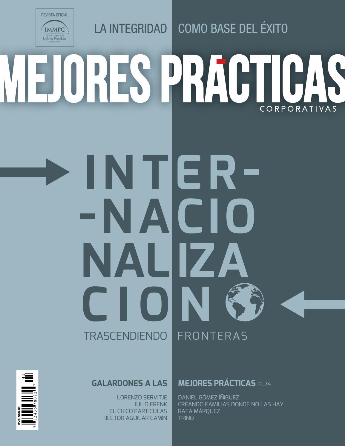 Revista Mejores Prácticas No. 42 by Grupo Editorial Mejores ...