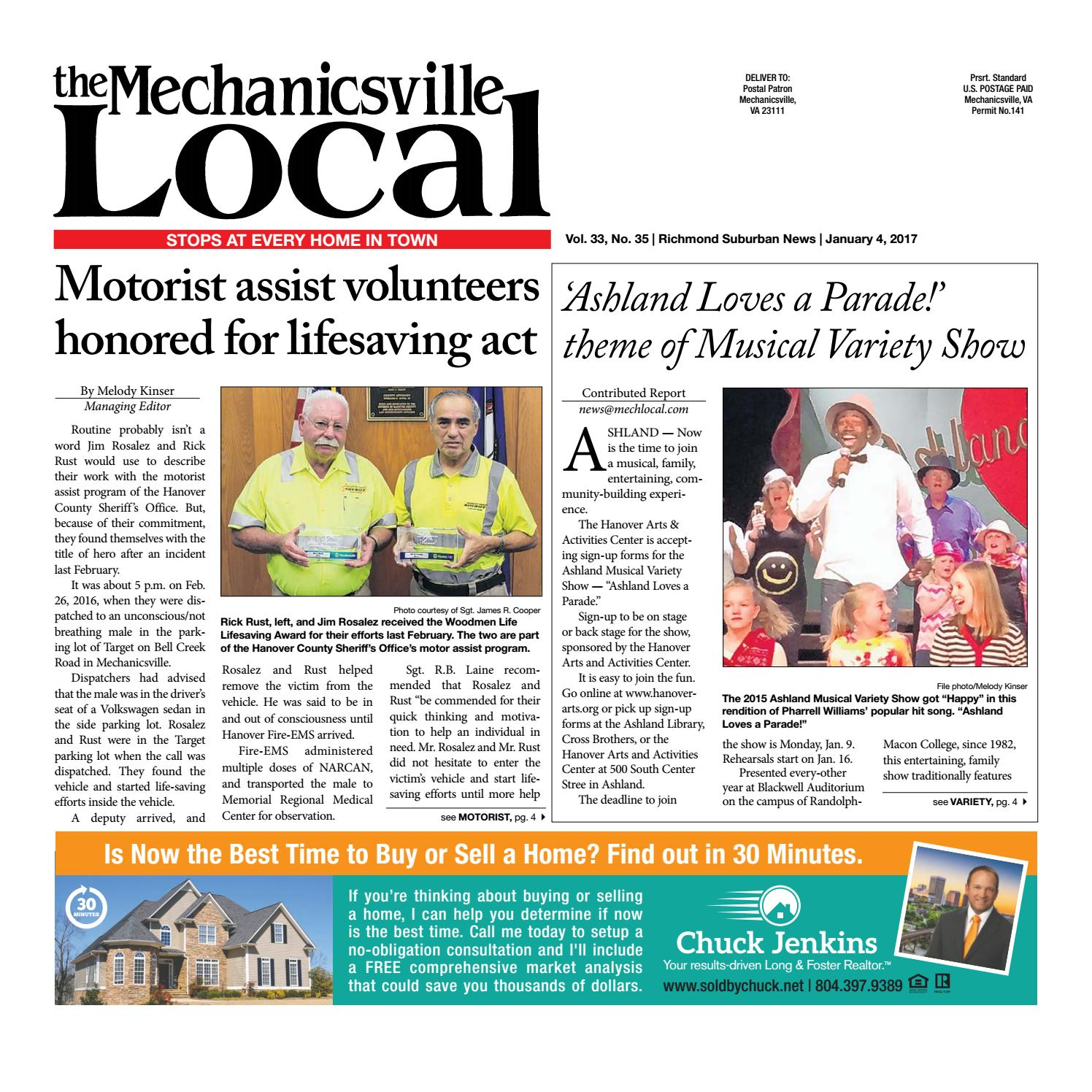 29676ffb5103 01 04 17 by The Mechanicsville Local - issuu