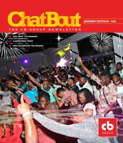 ChatBout   the CB Group eZine   May      by Chat Bout   issuu Chat Bout   The CB Group eZine   January