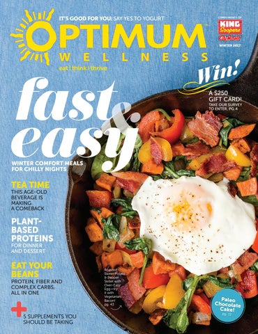 Optimum wellness winter 2017 by hungry eye media issuu its good for you say yes to yogurt fandeluxe Images