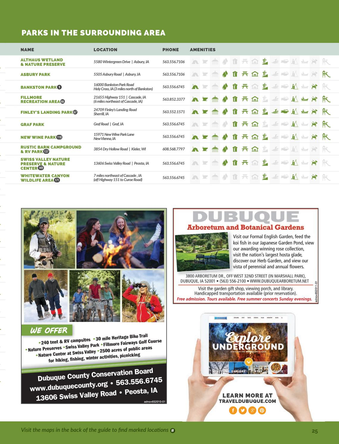 2017 dubuque iowa travel guide by travel dubuque issuu