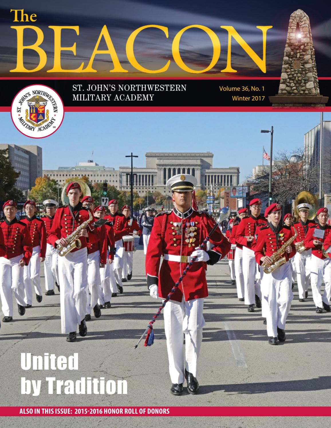 The Beacon Winter 2017 By St John S Northwestern Academies Issuu