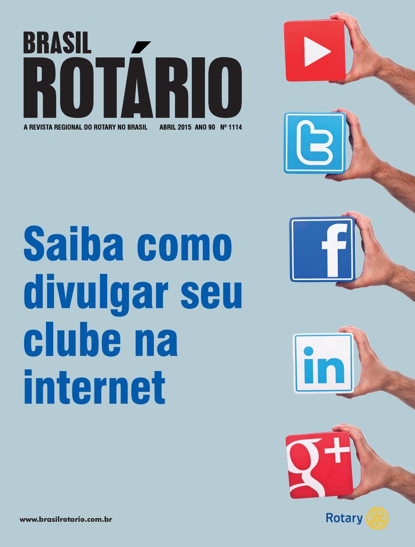 3748757b42409 1114 - Brasil Rotário - Abril de 2015 by Revista Rotary Brasil - issuu