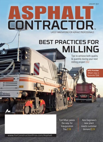 Asphalt Contractor January 2017 by ForConstructionPros com - issuu