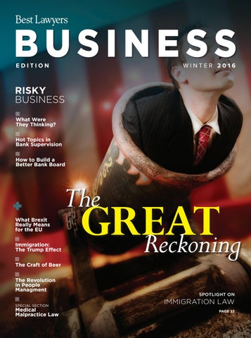 Winter Business Edition 2016 By Best Lawyers Issuu