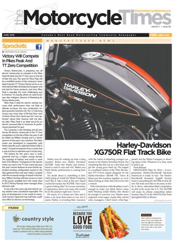 1f5f0b449603 The Motorcycle Times - June 2016 by The Motorcycle Times - issuu