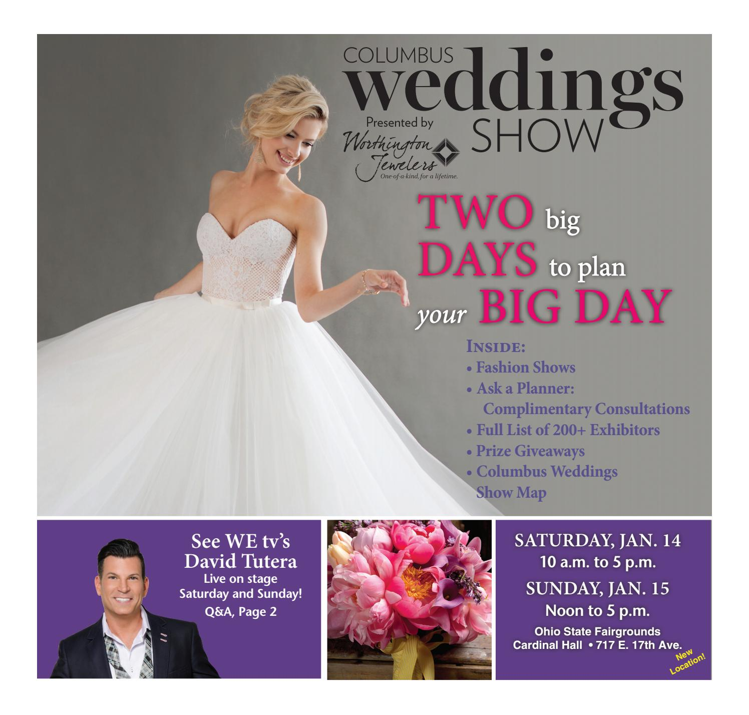 2017 Columbus Weddings Show by The Columbus Dispatch - issuu