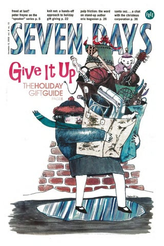 Seven Days December 6 2000 By Seven Days Issuu