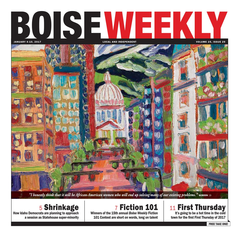 Boise Weekly Vol 25 Issue 29 by Boise Weekly issuu