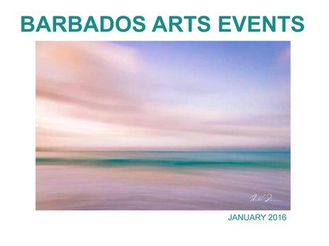 3ff91ad472 January 2017 visual arts magazine barbados by Corrie Scott - issuu