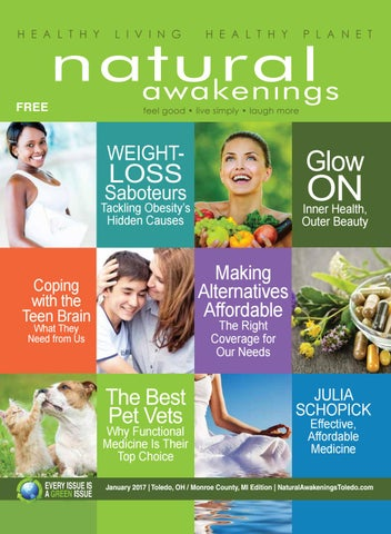 Natural Awakenings Toeldo - January 2017