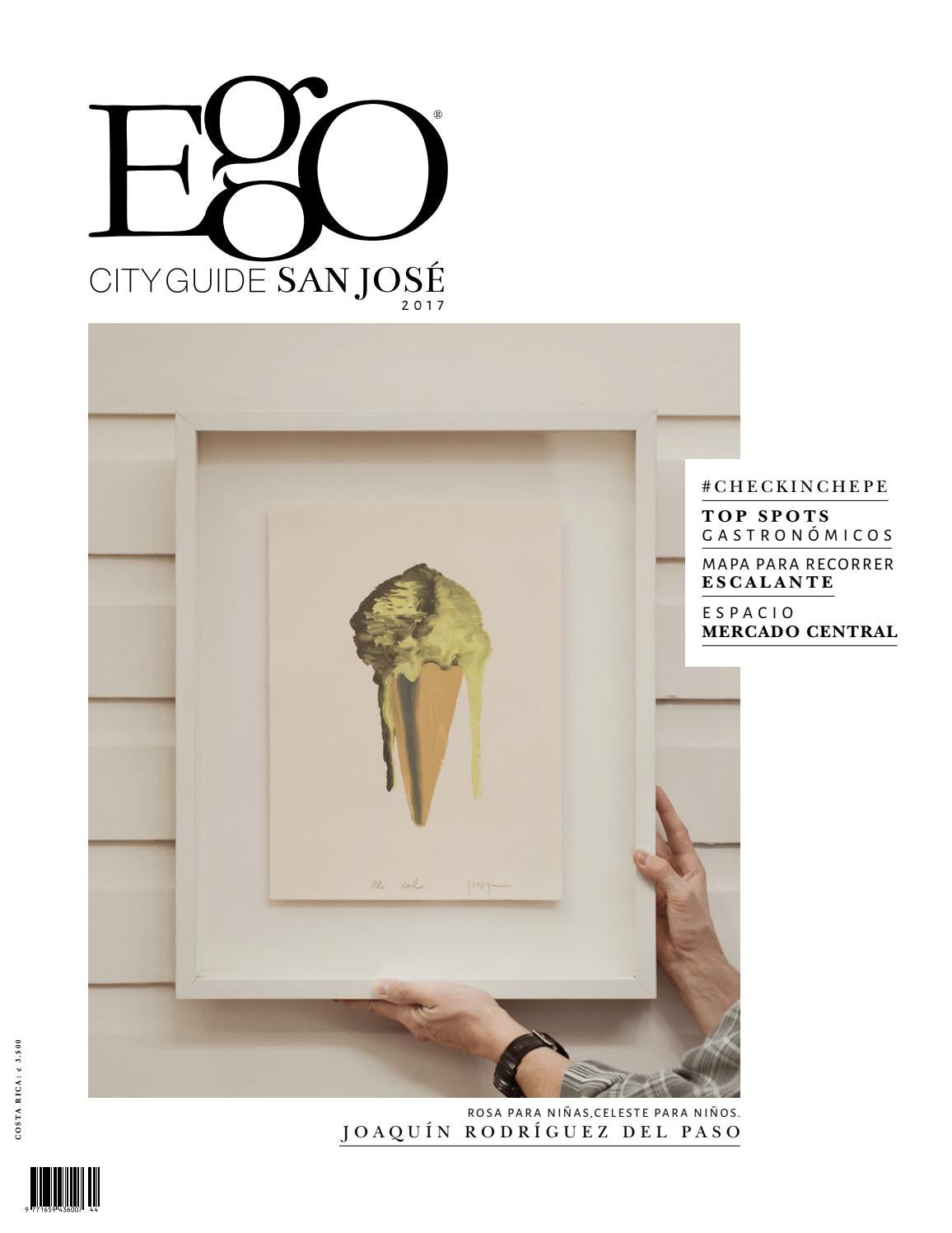EGO 44 - CITY GUIDE SAN JOSÉ by Made Community - issuu
