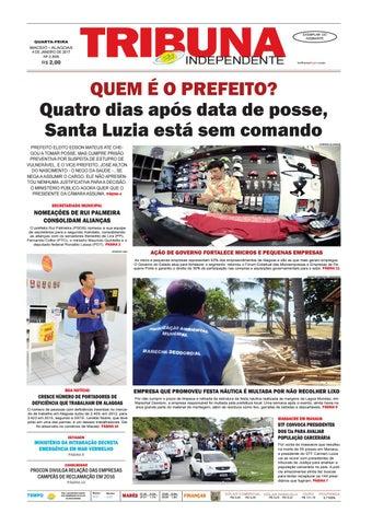 024057211 Edição número 2810 - 4 de janeiro de 2017 by Tribuna Hoje - issuu