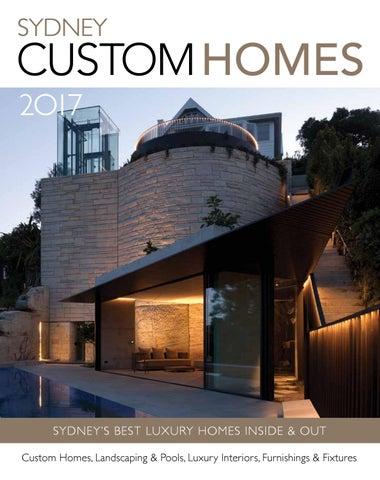 Sydney Custom Homes 2017 By Custom Homes Issuu