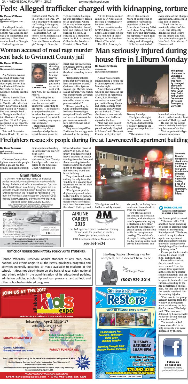 Jan 4, 2017 — Gwinnett Daily Post by Gwinnett Daily Post - issuu
