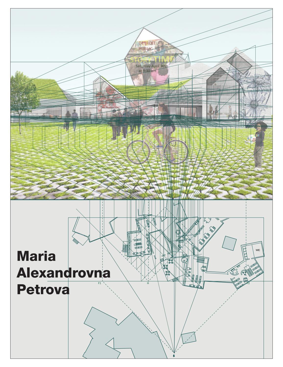 Architecture Design Page design: architecture portfoliosissuu staff - issuu