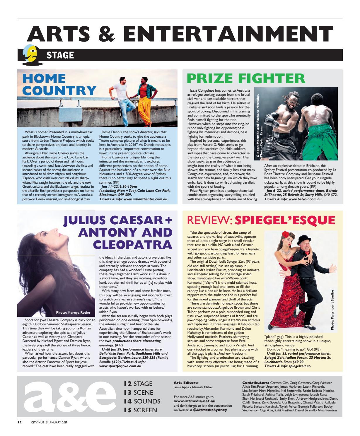 City Hub 5 January 2017 by Alt Media - issuu