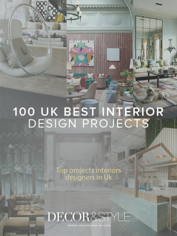 Home Design Best Interior Design Projects Catalogue By Home Living Magazines Issuu