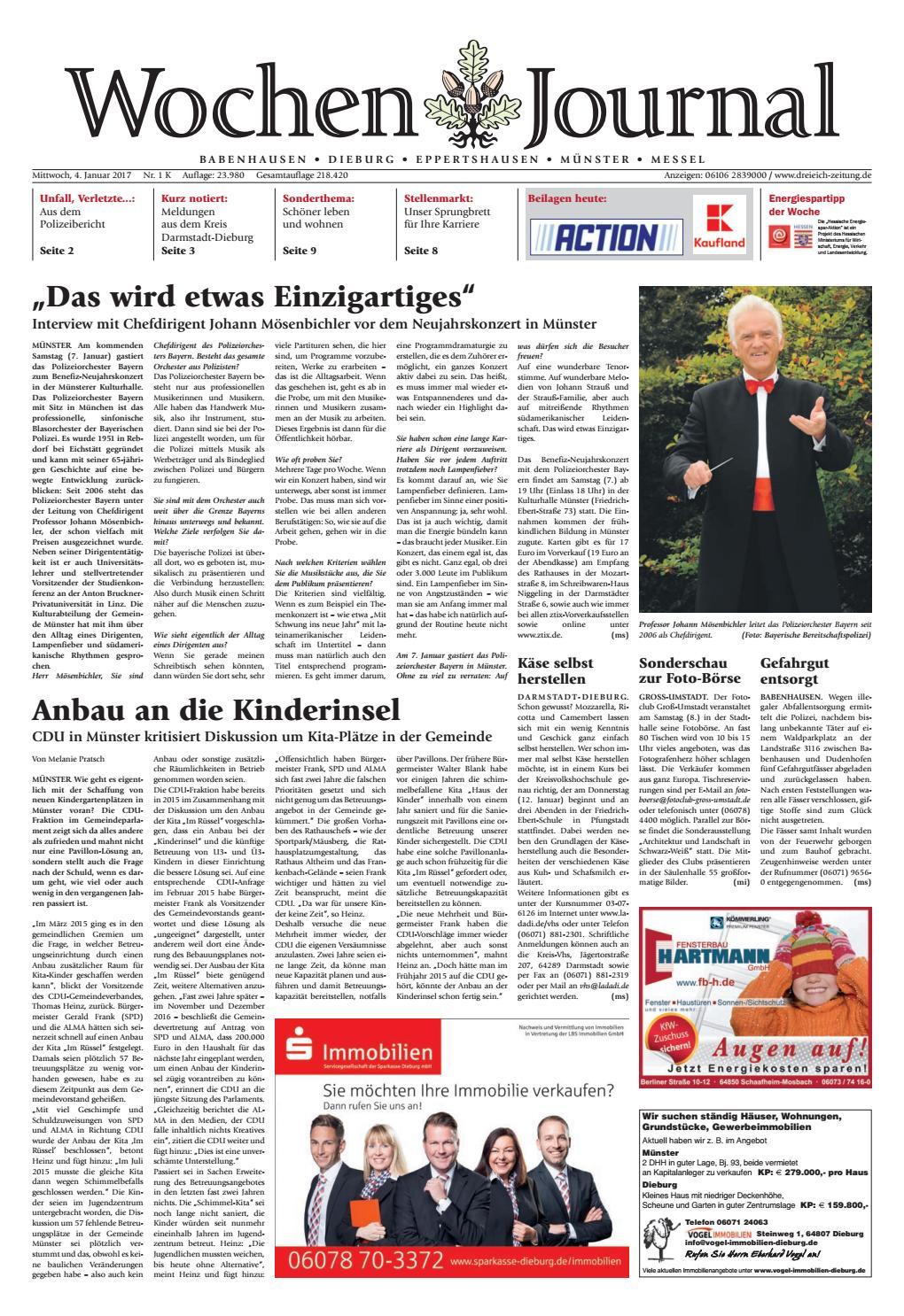 Polizeibericht Dieburg